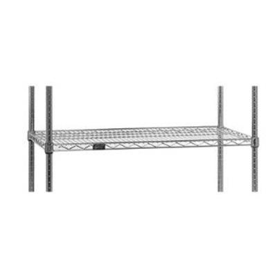"Eagle Group 2442C Wire Shelving - QuadTruss Design, 24x42"", Chrome-Plated"
