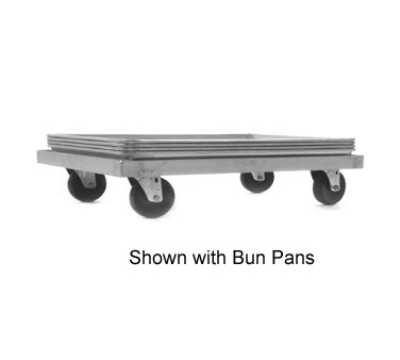 "Eagle Group BPD-1826-A-X Bun Pan Dolly - Open Frame for (75) 18x26 Or 18x13"" Bun Pans"