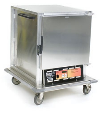 Eagle Group HCHNSSN-RA2.25-X Half Size Heated Holding Cabinet - Solid Door, Non-insulated