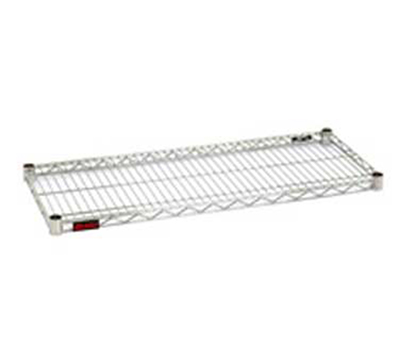 "Eagle Group 1448C-X Wire Shelving - QuadTruss Design, 14x48"", Chrome-Plated"
