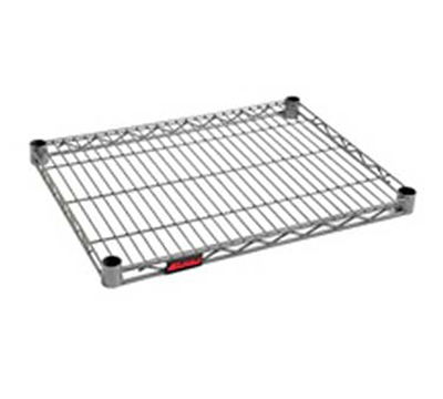 "Eagle Group 2448V-X Wire Shelving - QuadTruss Design, 24x48"", Epoxy, Pewter-Gray"