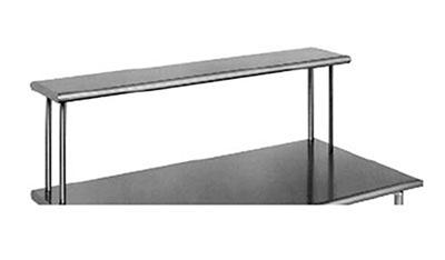 "Eagle Group OS-HT3 10x48"" Table Mount Single Deck Overshelf"