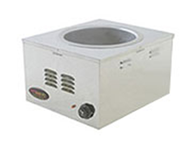 Eagle Group 11QCW-120-X Countertop Cook Food Warmer - 11-qt Round Pan, 120v