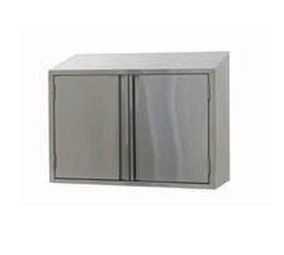 Eagle Group WCH-24 Wall Cabinet - Hinged Doors,