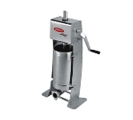 Fleetwood 16VHD 32-lb Sausage Stuffer w/ 2-Speed Gear Box, Manual, Stainless