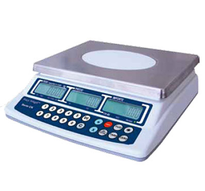 Fleetwood CK-60PLUS Price Computing Scale w/ 60-lb Capacity, 11-4/5 x 8-2/3-in Platter
