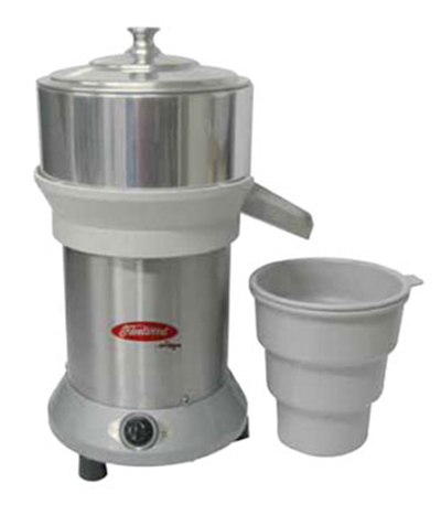 Fleetwood EX Citrus Juicer w/ Aluminum Juice Housing, Stainless Body, 110 V