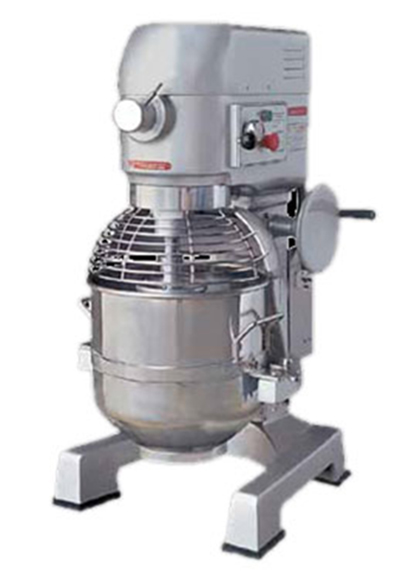 Fleetwood M30A 30-qt Floor Planetary Mixer w/ 3-Speed Gear Driven, 12-in Hub, 2HP