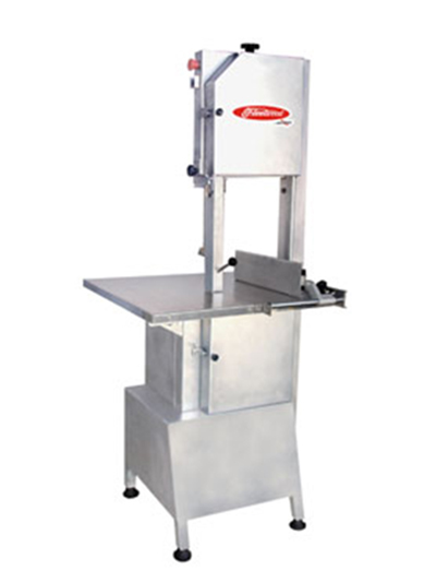 Fleetwood SI-282HD Floor Heavy Duty Meat & Bone Saw w/ 112-in Blade, 2000-lb Hour, 2HP