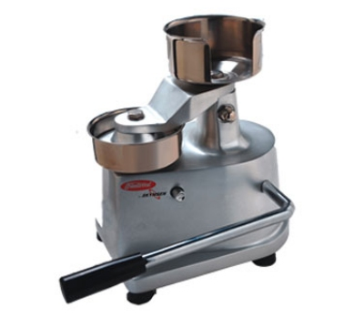 Fleetwood PP-100 Hamburger Patty Press, Manual, 4-in Patties, Aluminum Body