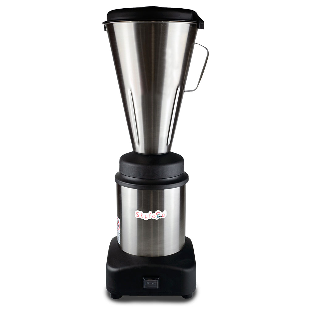 Fleetwood TA-4.0MB Bar Blender w/ 1-gal Capacity & Stainless Container, 1.5-Peak HP