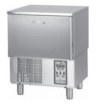 American Panel AP3BCF30-1 Undercounter Blast Chiller w/ (3) 12 x 20-in Pan Capacity, Reach-In