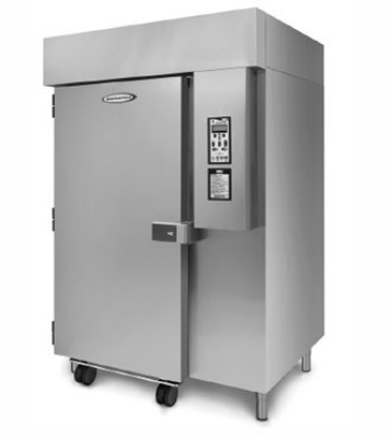 "American Panel AP24BCF300-3-R 54.38"" Floor Model Blast Chiller - (24) Hotel Pan Capacity, Roll-In, Remote, 208v/3ph"