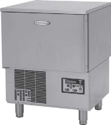 "American Panel AP3BC30-1 25.25"" under counter Blast Chiller - (3) Full Hotel Pan Capacity, 120v"