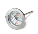 Cooper Instrument 323-0-1 Meat Thermometer w/ Pre-Set Pointer, 130 To 190-Degrees F