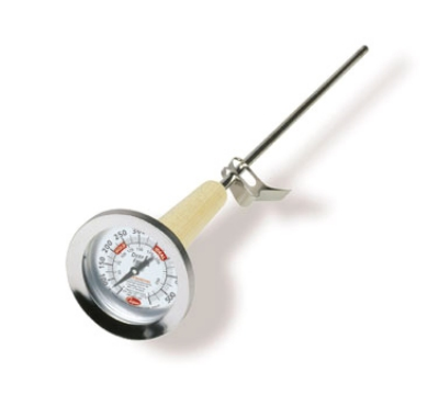 Cooper Instrument 3270-05-5 Deep Fry Tank Kettle Thermometer, 10 To 285-Degrees C