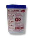 Cooper Instrument 9151-0-8 Probe Wipes, 3.5 x 2.5-in