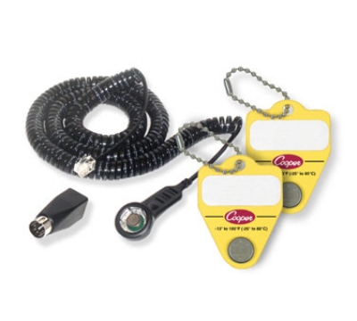 Cooper Instrument GL300 Data Logger w/ 2-Tags, Cable & Connector