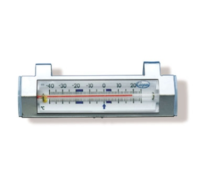 Cooper Instrument 335-01-1 Refrigerator Freezer Thermometer, -40 To 80-Degrees F