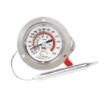 Cooper Instrument 6142-06-3 2-in Panel Type Dual Scale Dial Thermometer w/ Polycarbonate Lens