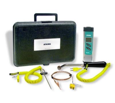 Cooper Instrument 93970-K Type K Food Service Kit w/ 39658-K, 50035-K, 50338-K, 50012-K, 14235