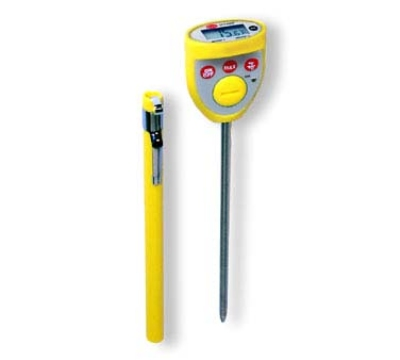 Cooper Instrument DFP450W-0-8 Waterproof Test Thermometer w/ Digital Display, -40 To 450-Degrees F