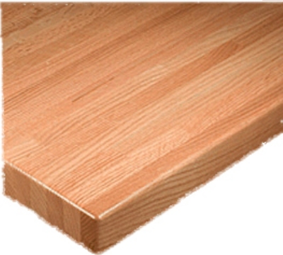 Oak Street Mfg BEO3030 30-in Square Butcherb