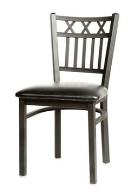 Oak Street Mfg SL2164 Dining Chair w/