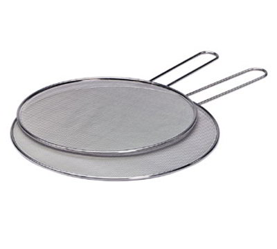 Lodge K13SCRN 13-in Round Splatter Screen, Stainless