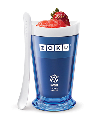 ZOKU ZK113-BL Slush & Shake Maker - Blue