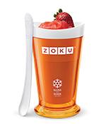 ZOKU ZK113-OR Slush & Shake Maker - Orange