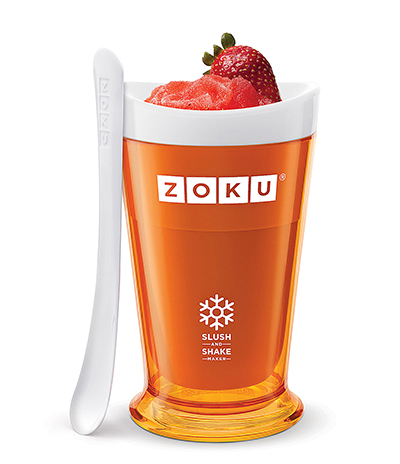 ZOKU ZK113-OR Slush & Shake Maker - Orange