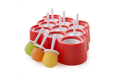 ZOKU ZK115 Mini Pop Mold w/ 9-Sticks & Drip Guards