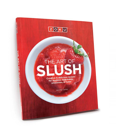 ZOKU ZK117 The Art of Slush Recipe B