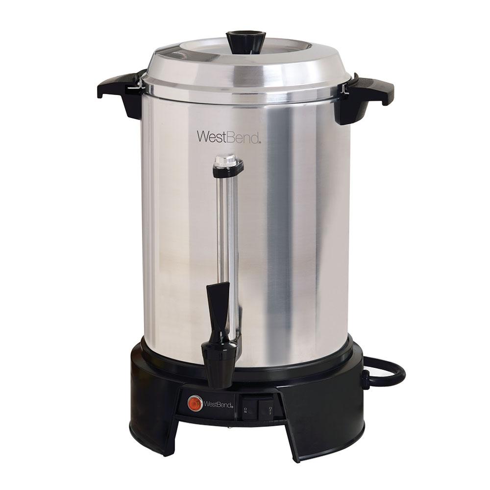 Focus 13500 Coffeemaker, 25-55 Cup, Faucet