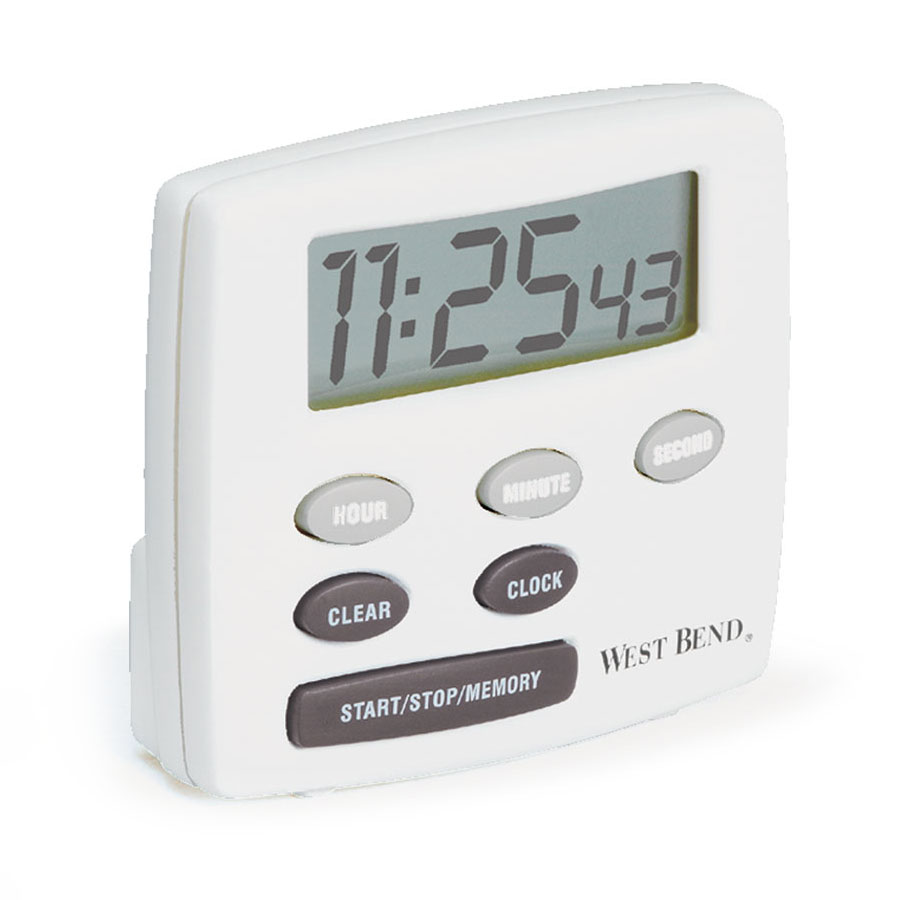 Focus 40055 Single Channel Timer With Clock