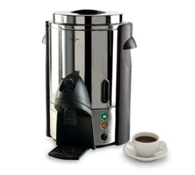 Focus 57100 100-cup Stainless Coffee Urn