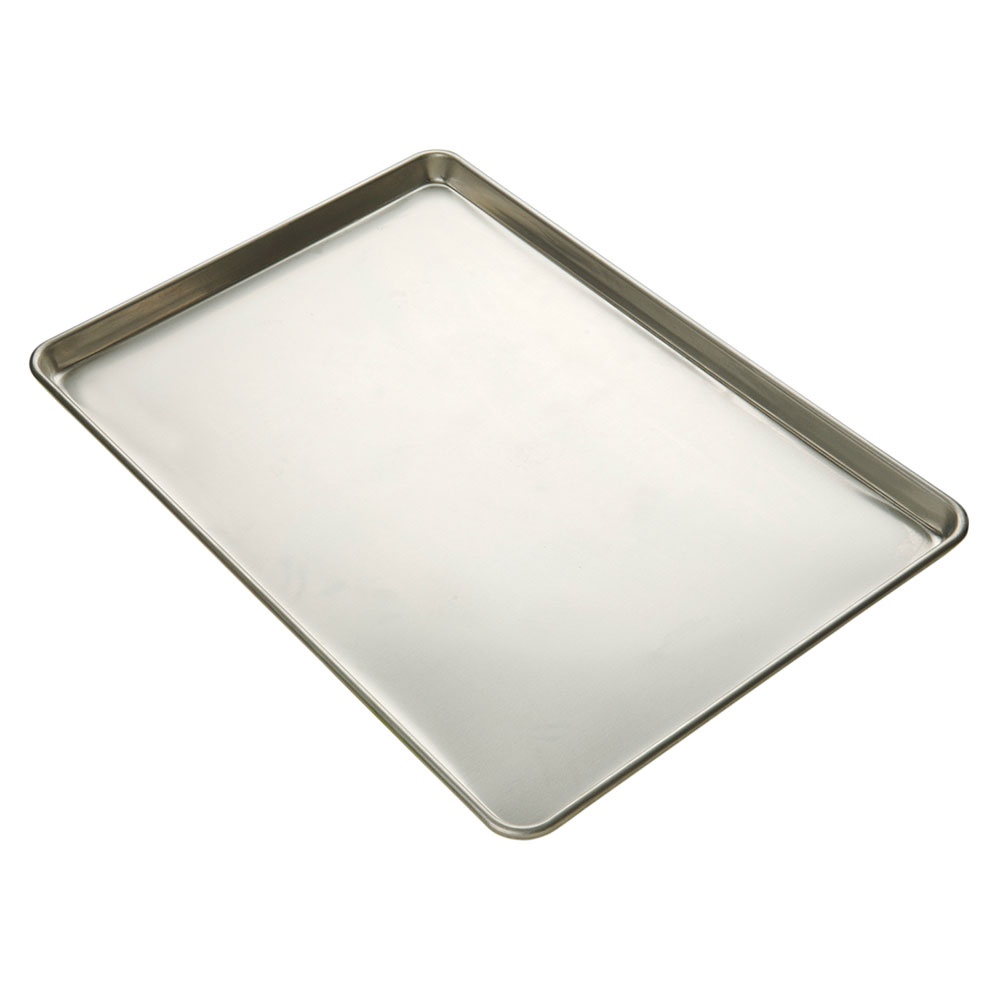 Focus 900450 Sheet Pan, 1/4 Size, 9-1/2 in x 13 in, Natural Finish