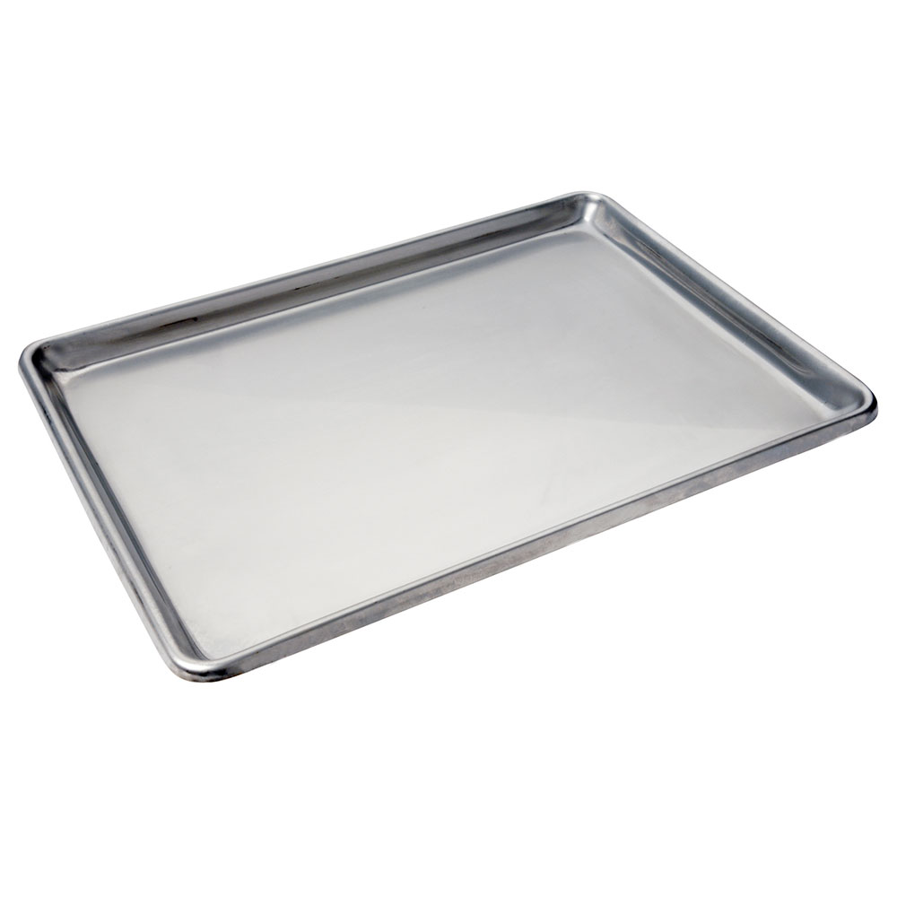 Focus 901318SS Half Size Sheet Pan, Stainless, 13 X 18 X 1 in