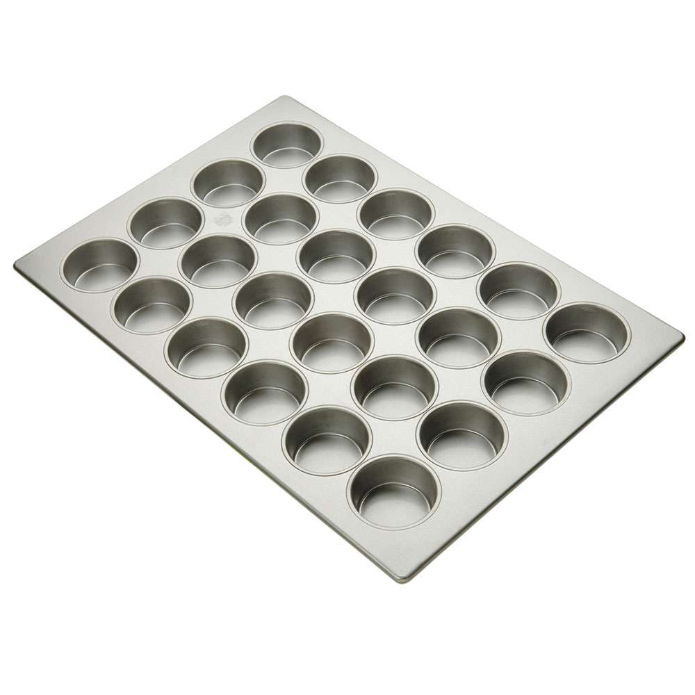 "Focus 905285 Muffin Pan - (24)3.38"" Jumbo Muffin Capacity, 17.88x25.88"", Aluminized Steel"