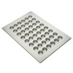 Focus 905295 Mini Muffin Pan Holds (48) 1-7/8-in