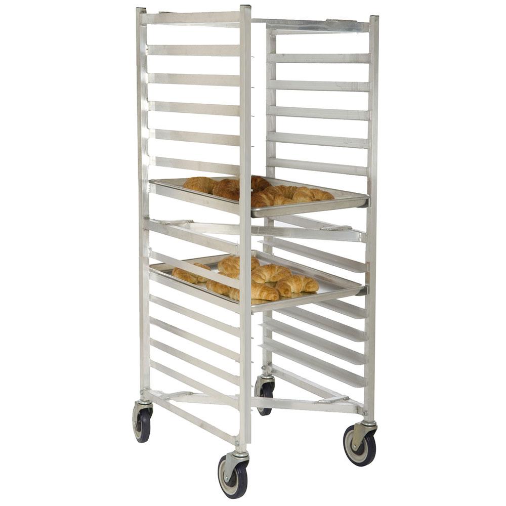 Focus FAZNBR12 End Load Bakery Rack, End Load, Holds 12-Pans
