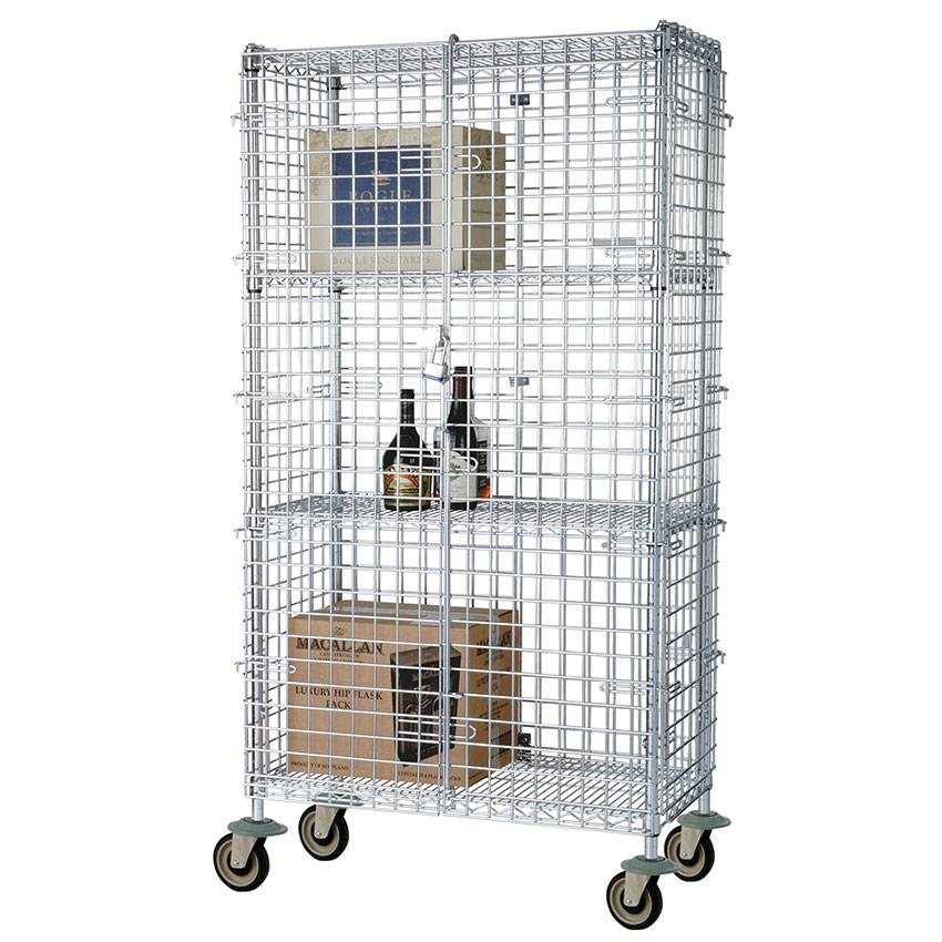 Focus FMSEC18364 Security Cage Complete Mobile Kit w/