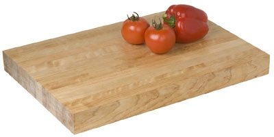 Focus 8939 Butcher Block Cutting Board, 18 x 12 x 1-3/4-i