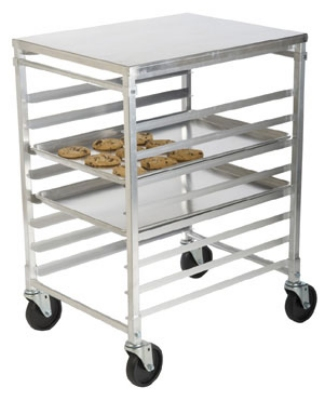 Focus FAKDMSR9 Heavy Duty Machine Stand / Rack, End Load, Holds 9-Pans