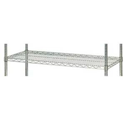 Focus FF2472WRSS Wire Stainless Shelf, 24 x 72-in