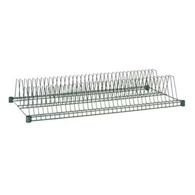 Focus FTS2448835GN Wire Tray Drying Shelf w/ 35-Tray Capacity, 24