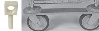 Focus FTSMU18 High Density Mobile Unit Kit, 18-in Wide