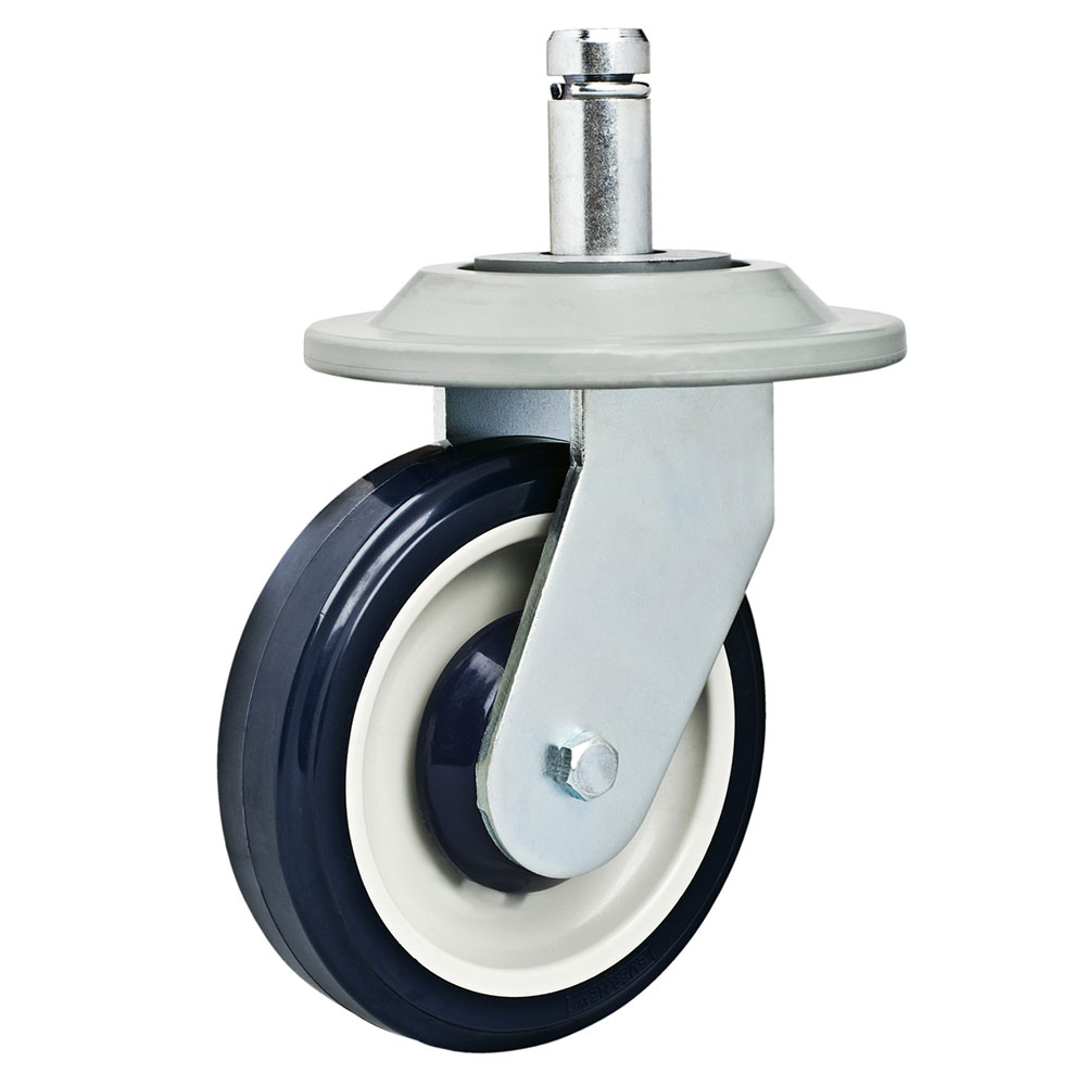 Focus FSCAST5RG 5-in Heavy Duty Stem Caster,