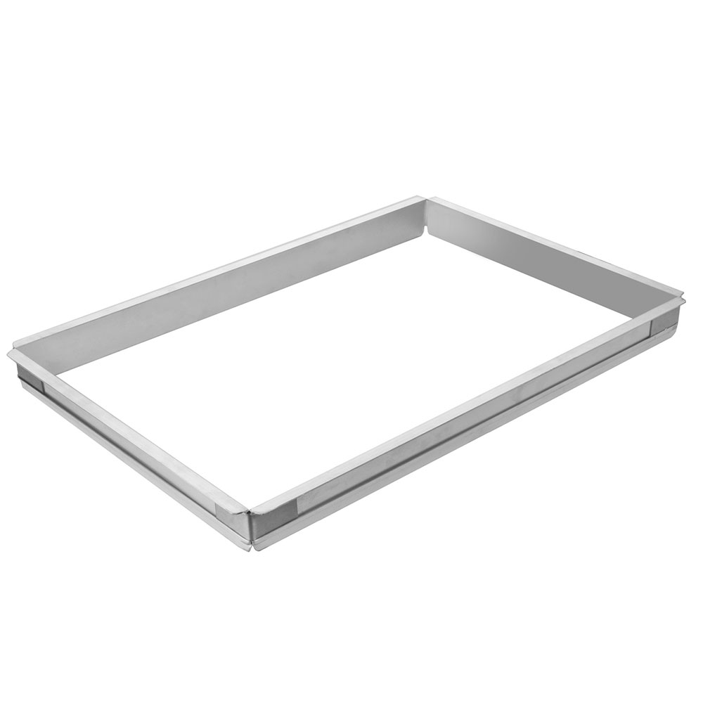 Focus FSPA1624 Sheet Pan Extender Adapter, 2 in H, Fits Full Size Sheet Pans